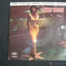 Discos de vinilo: EP NANCY WILSON // TONIGHT + 3. Lote 39657661