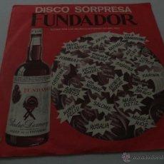 Discos de vinilo: LOS ÁNGELES + MIGUEL RIOS + KARINA .- EP-1969 DISCO FUNDADOR. Lote 39671488