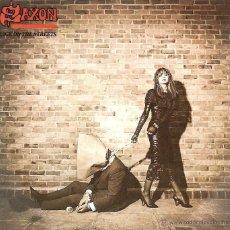Discos de vinilo: SINGLE SAXON : BACK ON THE STREETS . Lote 39673242