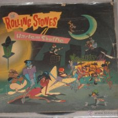 Vinyl records - THE ROLLING STONES - HARLEM SHUFFLE - MADE IN SPAIN 1985 - SINGLE - 39678048