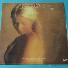 Discos de vinilo: LOVE SYMPHONIES. RAYMOND LEFEVRE. Lote 39680793