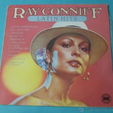 Discos de vinilo: LATIN HITS. RAY CONNIFF. Lote 39680801