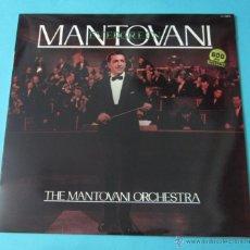 Discos de vinilo: EVERGREEN. THE MONTOVANI ORCHESTRA. Lote 39680836