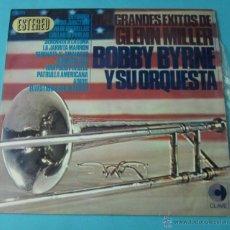 Discos de vinilo: LOS GRANDES ÉXITOS DE GLENN MILLER. BOBBY BYRNE Y SU ORQUESTA. Lote 39680937