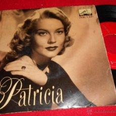 Discos de vinilo: GEOFF LOVE+BOB MILLER MUSIC+BIG BEN BANJO BAND+NORRIE PARAMOR EP 1958 SPAIN PATRICIA. Lote 39685466