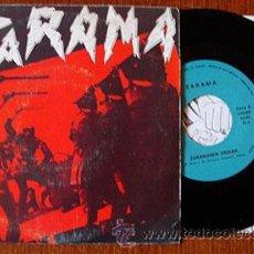 Discos de vinilo: ZARAMA -ZARAMAREN ERDIAN-. Lote 39683797