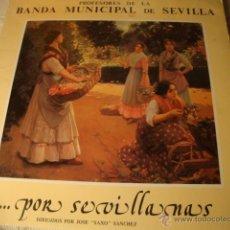 Discos de vinilo: DISCO LP ORIGINAL VINILO. Lote 39683867