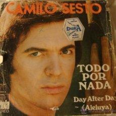 Discos de vinilo: DISCO SINGLE VINILO. Lote 39685333