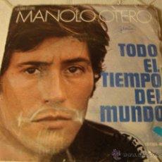 Discos de vinilo: DISCO SINGLE VINILO. Lote 39685357