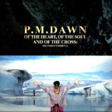 Discos de vinilo: LP P.M.DAWN : OF THE HEART, OF THE SOUL, AND OF THE CROSS . Lote 39686414