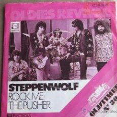 Discos de vinilo: STEPPENWOLF - ROCK ME.. Lote 39686528