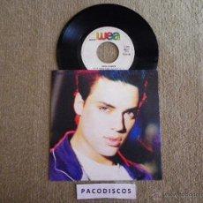 Discos de vinilo: NICK KAMEN EACH TIME YOU BREAK MY HEART MADONNA SINGLE DE VINILO DEL AÑO 1986 VERSION INSTRUMENTAL. Lote 39698028