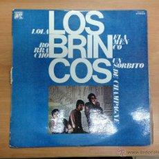 Discos de vinilo: LP LOS BRINCOS - LOS BRINCOS. Lote 39705365