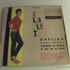 Discos de vinilo: ELIA FLETA - DARLING + 3 EP 1962. Lote 39757168