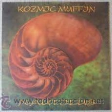 Discos de vinilo: KOZMIC MUFFIN	NAUTILUS LP MAN RECORDS SPAIN	1994	M	M	MAN 003-LP. Lote 39741589