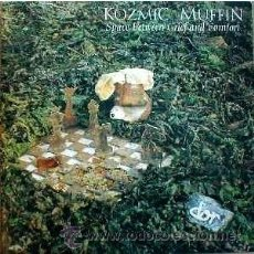 Discos de vinilo: KOZMIC MUFFIN	SPACE BETWEEN GRIEF AND COMFORT	LP MAN RECORDS SPAIN	1997	M	M	MAN14. Lote 39741603