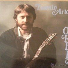 Discos de vinilo: TXOMIN ARTOLA / ORBELA // EDITADO POR XOXOA 1985 CARPETA DOBLE LETRAS. Lote 206131482
