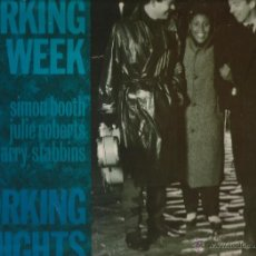 Discos de vinilo: LP WORKING WEEK : WORKING NIGHTS . Lote 39743461