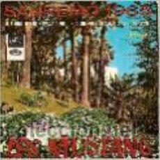Discos de vinilo: LOS MUNTANG EP SELLO EMI-REGAL SAN REMO 1965. Lote 39743582