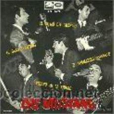 Discos de vinilo: LOS MUNTANG EP SELLO LA VOZ DE SU AMO AÑO 1965. Lote 39743599