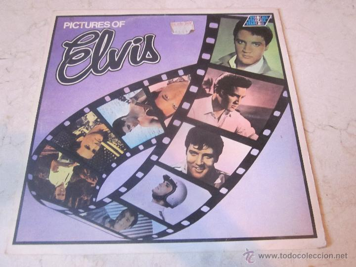 ELVIS PRESLEY - PICTURES OF ELVIS - RCA 1975 (Música - Discos - LP Vinilo - Pop - Rock - Extranjero de los 70)
