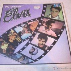 Discos de vinilo: ELVIS PRESLEY - PICTURES OF ELVIS - RCA 1975. Lote 39728952