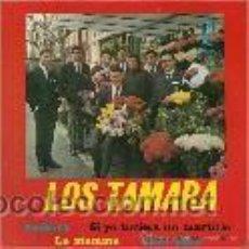 Discos de vinilo: LOS TAMARA EP SELLO ZAFIRO AÑO 1964. Lote 39744285