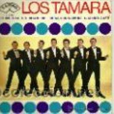 Discos de vinilo: LOS TAMARA EP SELLO ZAFIRO AÑO 1966 (PROMOCIONAL). Lote 39744301