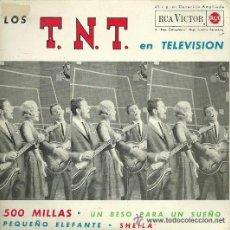 Discos de vinilo: LOS TNT EP SELLO RCA VICTOR AÑO 1963. Lote 39744324