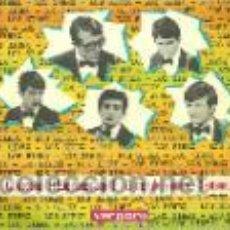 Discos de vinilo: LOS SIREX EP SELLO VERGARA AÑO 1965. Lote 39744386