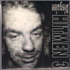 Discos de vinilo: HITMEN 3 - DISGUISE + TALKING AWAY + TRACE + PLAY AROUND ( SINGLE E.P. 1995 ) PUNK. Lote 39751595