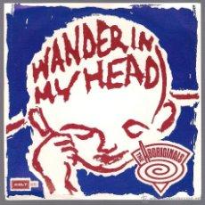 Discos de vinilo: ABORIGINALS - WANDER IN MY HEAD + WHO´S BEEN SLEEPING HERE ( SG 1991 POWER POP ). Lote 39751764