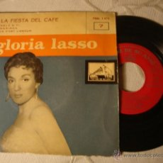 Discos de vinilo: DISCO SINGLE ORIGINAL VINILO EP GLORIA LASSO. Lote 39752183
