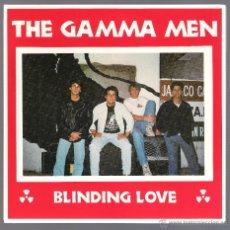 Discos de vinilo: THE GAMMA MEN - BLINDING LOVE + 2 ( SG E.P. 1994 ) PUNK.. Lote 39752209