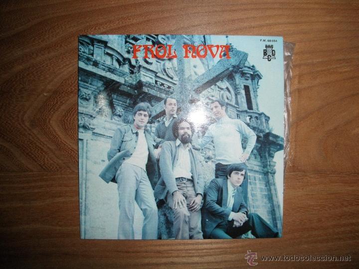 FROL NOVA. POTPURRI GALLEGO + 3. EP. BCD 1971. IMPECABLE (Música - Discos de Vinilo - EPs - Grupos Españoles de los 70 y 80)