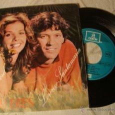 Discos de vinilo: DISCO SINGLE ORIGINAL VINILO. Lote 39758259