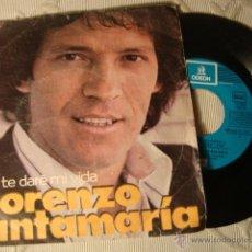 Discos de vinilo: DISCO SINGLE ORIGINAL VINILO. Lote 39758265