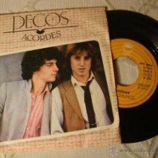 Discos de vinilo: DISCO SINGLE ORIGINAL VINILO. Lote 39758270