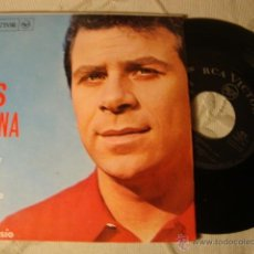 Discos de vinilo: DISCO SINGLE ORIGINAL EP LUIS LUCINA. Lote 39758543