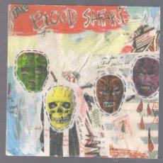 Discos de vinilo: THE BLOOD SAFARI - ZOMBIE SLAVE + 2 ( SG RASTILHO RECORDS 2006 ) PUNK. Lote 39760743