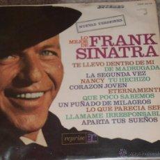 Discos de vinilo: FRANK SINATRA - LO MEJOR - REPRISE 1968- LP. Lote 39763165