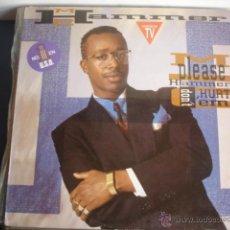 Discos de vinilo: MC HAMMER PLEASE HAMMER DON´T HURT ´EM. Lote 210550251