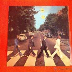 Discos de vinilo: THE BEATLES - ABBEY ROAD. Lote 39772555