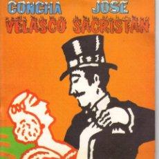 Discos de vinilo: CONCHITA VELASCO Y JOSE SACRISTAN , YO ME BAJO EN LA PROXIMA Y USTED. EP SELLO RM AÑO 1981 CON 4 POS. Lote 39773759