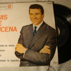 Discos de vinilo: RARO DISCO SINGLE ORIGINAL EP . Lote 39777158