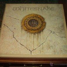 Discos de vinilo: WHITESNAKE LP SAME HEAVY METAL. Lote 39777941