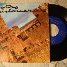 Discos de vinilo: ANTIGUO DISCO SINGLE ORIGINAL EP AÑOS 50/60 JOTAS. Lote 39782597