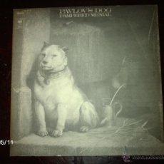 Discos de vinil: PAVLOV´S DOG - PAMPERED MENIAL. Lote 39806855