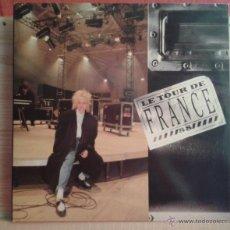 Discos de vinilo: FRANCE GALL - LE TOUR DE FRANCE 88 (2LP'S) INCLUYE ENCARTES. Lote 39792430