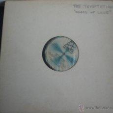 Discos de vinilo: THE TEMPTATIONS WINGS OF LOVE. Lote 39801311